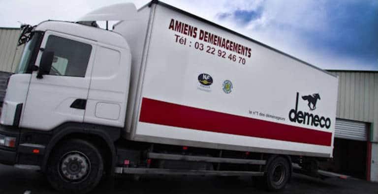 Agence de déménagement et transport à Amiens, Somme