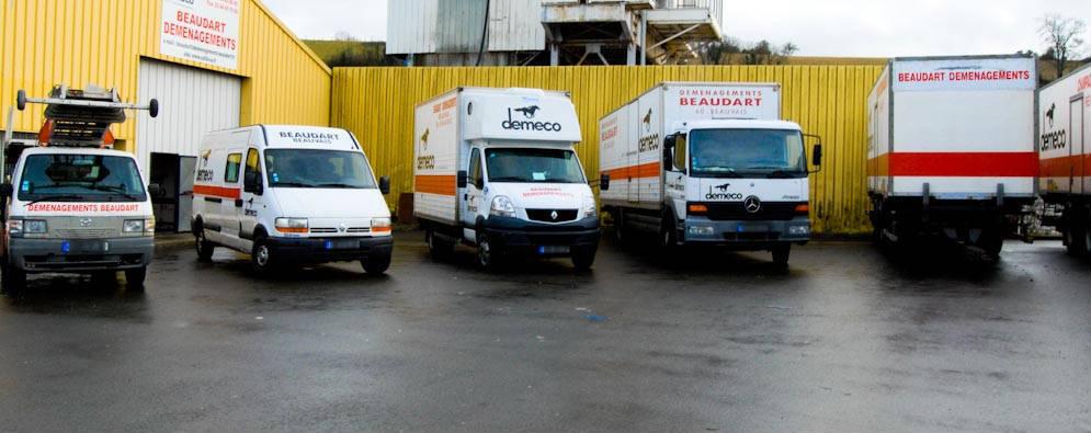Agence de déménagement et transport à Beauvais, Oise