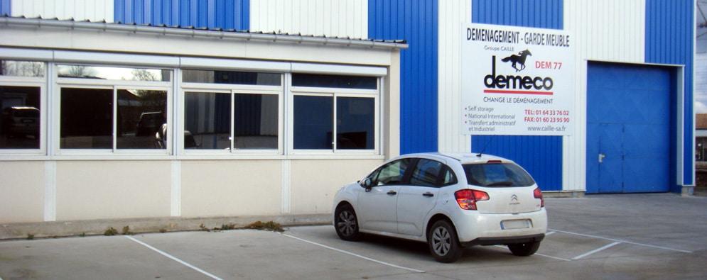 Transport et déménageur à Villenoy, île-de-France