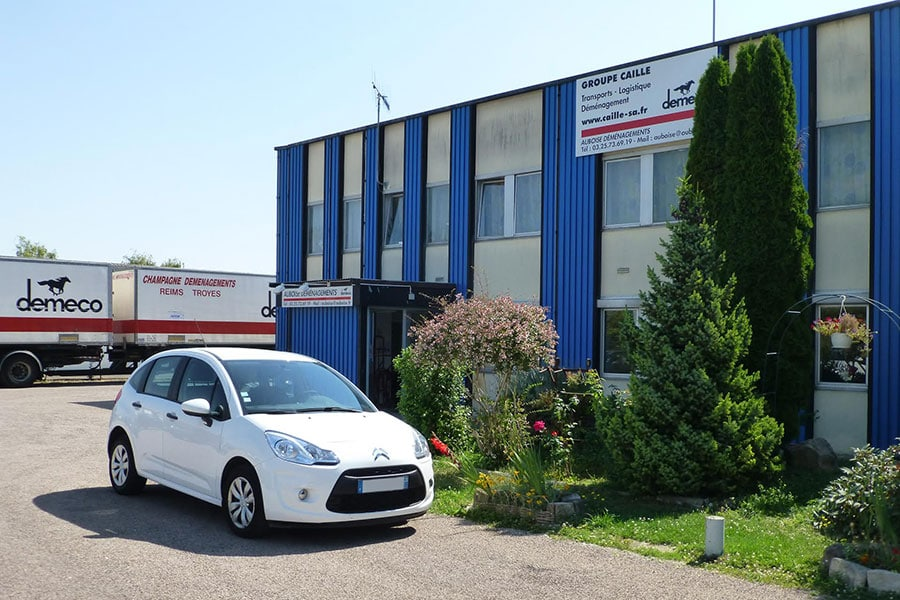 Agence de déménagements et transport à Troyes, Aube