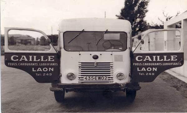 Caille transporteur laon