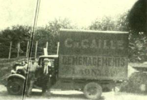 Création du groupe Caille en 1847